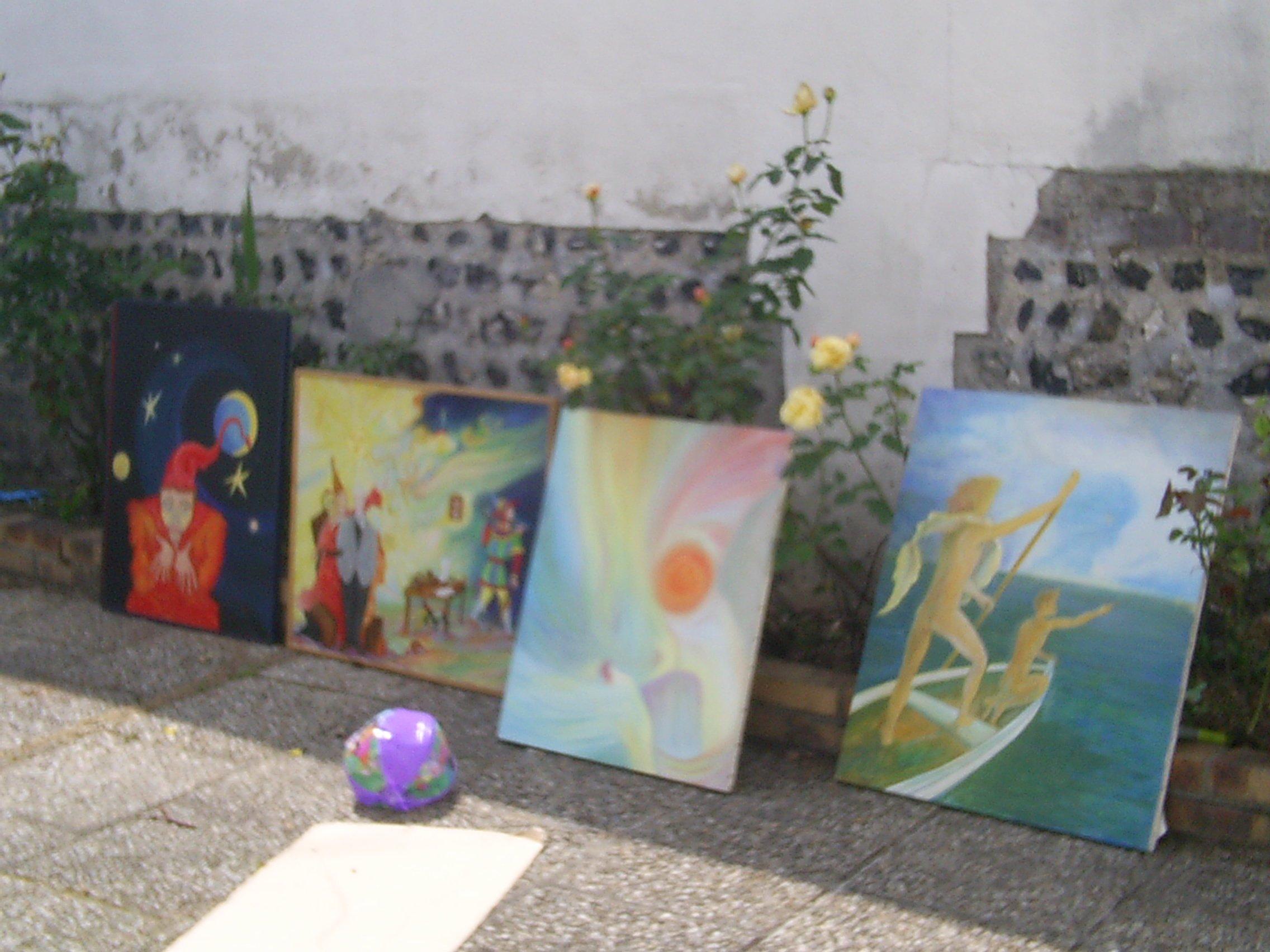 5 de mes peinture