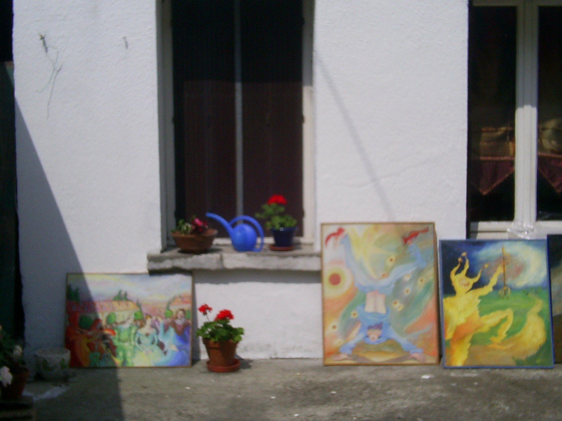 3 de mes peinture
